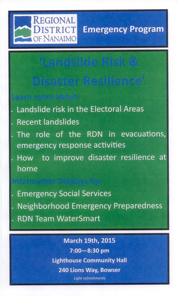RDN poster