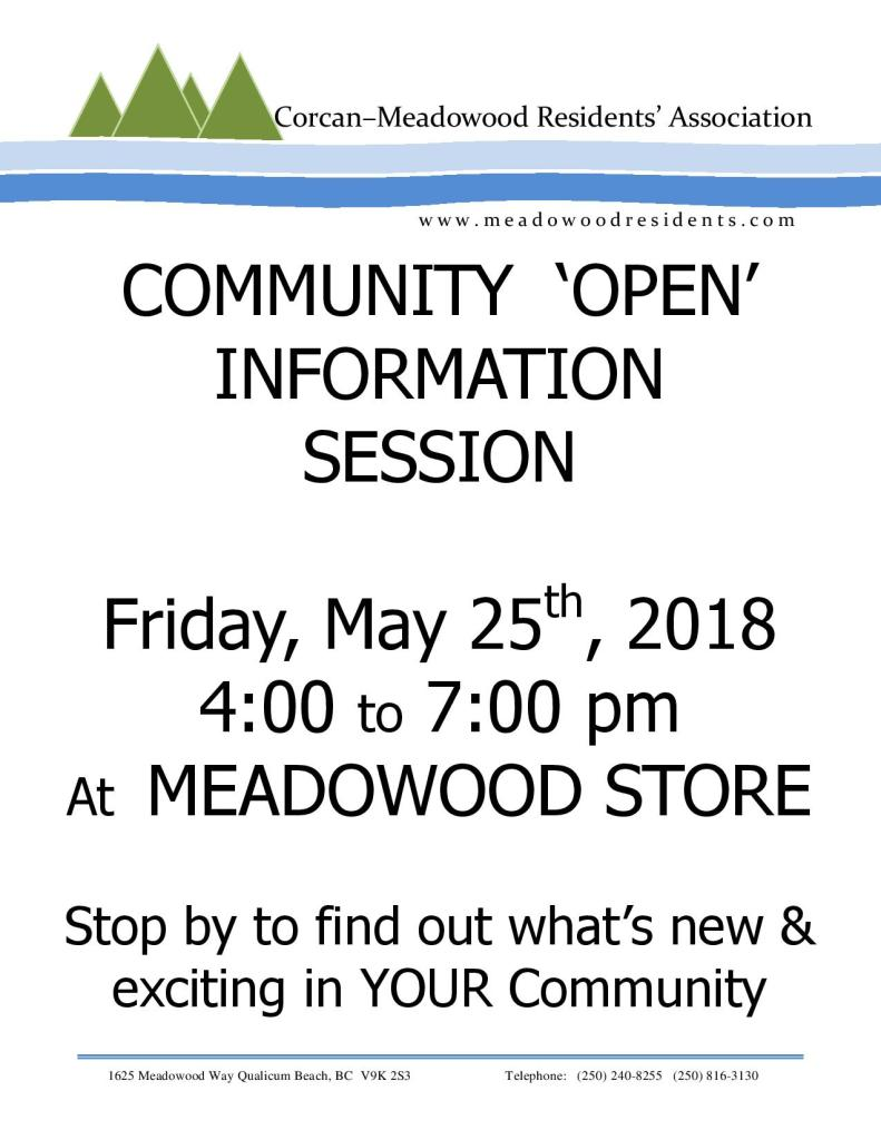 CMRA Open Information Session POSTER May 25-2018-page-001
