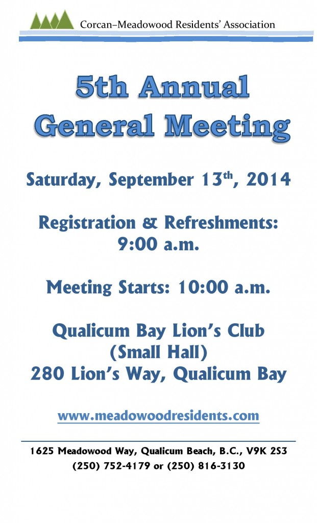 Poster for CMRA AGM 2014-page-001